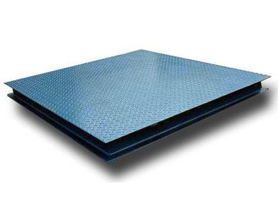 High Capacity Platform Scales