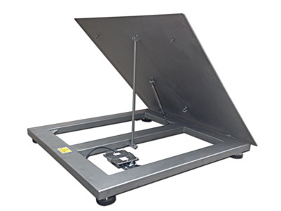 Gas Lift Platform Scale